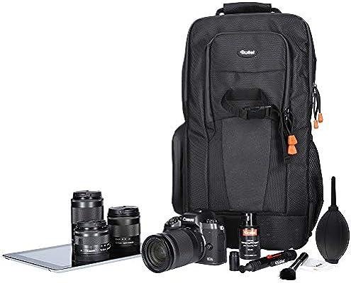 Rollei Fotoliner Slingbag I Mochila para cámaras DSLR y DSLM ...