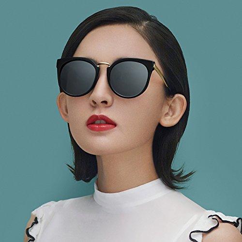 Sunyan Lunettes de soleil Fashion 6052 tous les hommes et les femmes  coréennes-match pieds 73e43d9a9a52