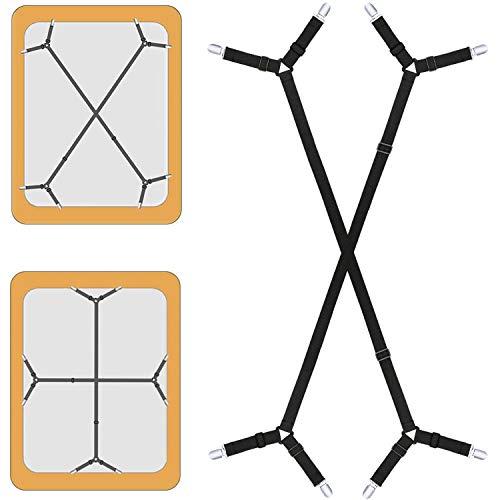 ZHOUBIN Fasteners Bedsheets Adjustable Crisscross product image