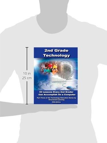 Second Grade Technology: 32-lesson Comprehensive Curriculum ...