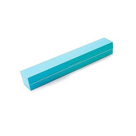 Alivier 1pc Colorido Cocina Gadgets Foil Wrap Dispensador Cortador de Almacenamiento Caja de plástico Herramienta de