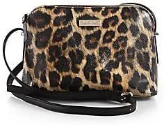 Kate Spade Cedar Street Mandy Crossbody Bag, Leopard