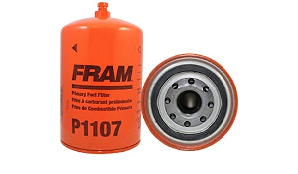 [DIAGRAM_5NL]  Amazon.com: Fram P1107 Fuel Filter: Automotive | Fram Fuel Filter Specs |  | Amazon.com