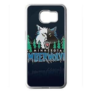 minnesota timberwolves Phone case for Samsung galaxy s 6