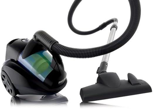 Philips FC8712 - Aspiradora (1800 W, 300 W, 1600 W, Aspiradora cilíndrica, Sin bolsa, 2 L): Amazon.es: Hogar