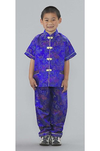 [Children's Factory CF100-319B Asian Boy Costume, 1