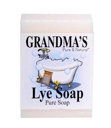 Lye Soap Bar - 5