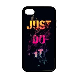 diy zhengJust Do It Fire Case for iPhone for Ipod Touch 5 5th case