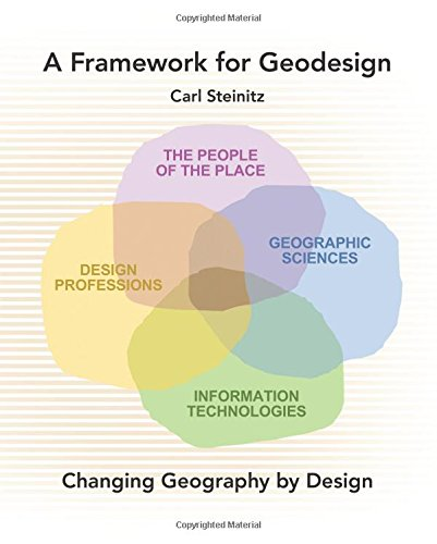 Amazon carl steinitz books biography blog audiobooks kindle a framework for geodesign changing geography by design fandeluxe Choice Image