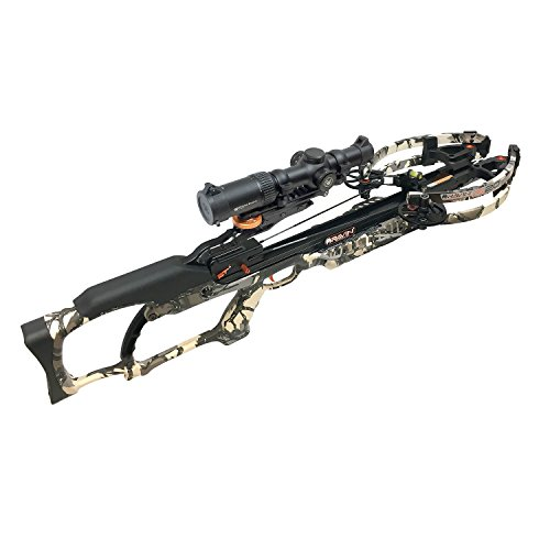 Ravin Crossbows R20 Sniper Package Predator Camo Helicoil Crossbow Package R022