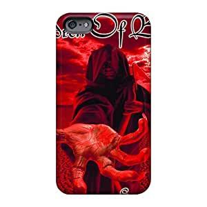 Iphone 6plus OpH16943EBhe Allow Personal Design Stylish Children Of Bodom Band Skin Scratch Resistant Cell-phone Hard Cover -CristinaKlengenberg