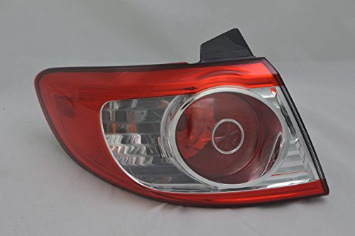TYC 11-6494-00 Hyundai Santa Fe Replacement Tail Lamp