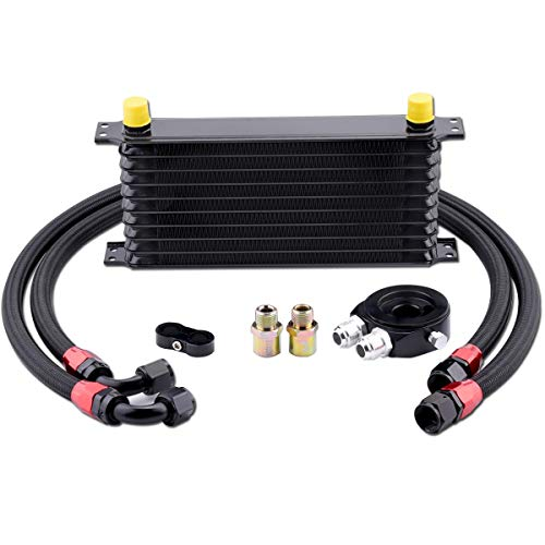 oil cooler 6 row - 8