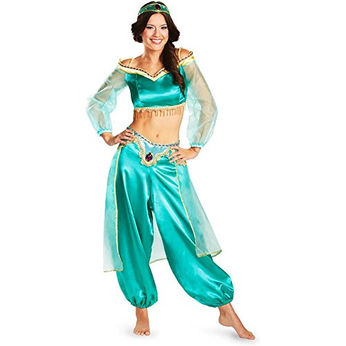 sc 1 st  Amazon.com & Amazon.com: Jasmine Prestige Adult Costume - Small: Clothing