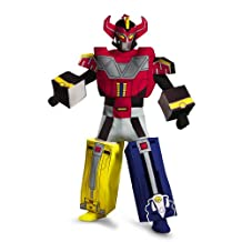 Disguise Sabans Mighty Morphin Power Rangers Megazord Mens Adult Costume