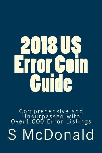 2018 US Error Coin Guide ()