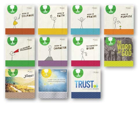 Price comparison product image Seeds Family Worship - All Of 'Em: Ten Pack,  Vol. 1-10 - All 10 Seeds Family Worship Albums