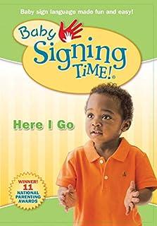 Baby Signing Time Volume 2: Here I Go DVD (B000HKCSYY