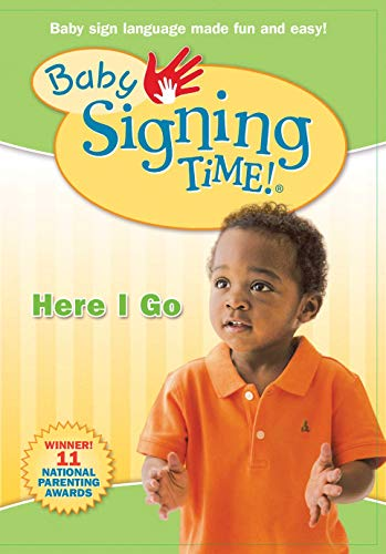 Baby Signing Time Volume 2: Here I Go DVD