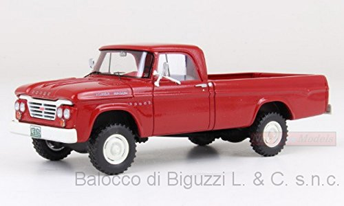 Neo Scale Models (NEO SCALE MODELS NEO46715 DODGE W POWER WAGON 1964 1:43 MODELLINO DIE CAST MODEL)