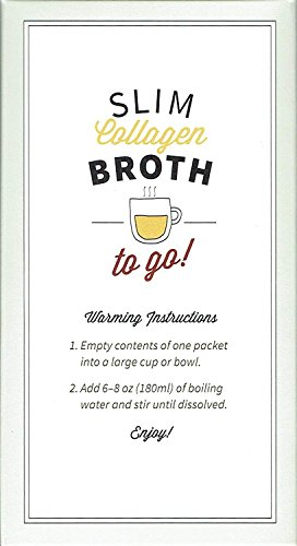 Bone Broth Collagen To Go Packets: (7 servings per box) from Bone Broth Expert Dr. Kellyann   100% Grass-Fed Collagen   Daily Serving of Collagen by Dr. Kellyann (Image #4)