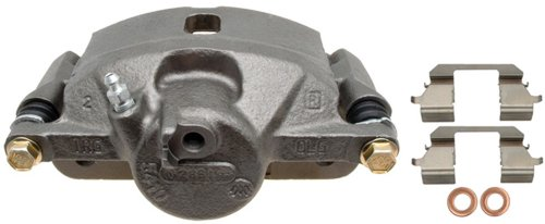 Raybestos FRC10693 Professional Grade Remanufactured, Semi-Loaded Disc Brake Caliper - Front Reman Brake Calipers