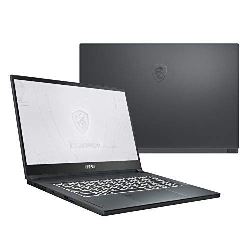 "MSI WS66 10TLT-079 Enthusiast (i7-10875H, 32GB RAM, 4TB NVMe SSD, Quadro RTX 4000 8GB, 15.6"" FHD Touch, Windows 10 Pro) VR Ready Workstation Laptop"