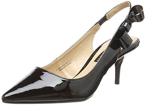 Dorothy Perkins WoMen Edina Closed Toe Heels Black (Black 130)