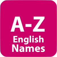 English Names and Meanings