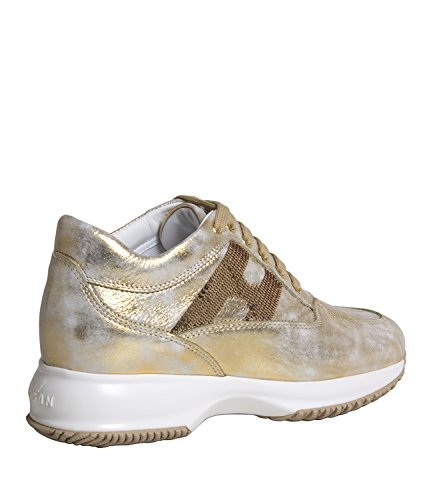 Hogan Sneakers Donna Sneakers Interactive H micropaillettes cascata Mod. HXW00N05641