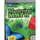 Mastering Math, Steck-Vaughn Staff, 0739892150