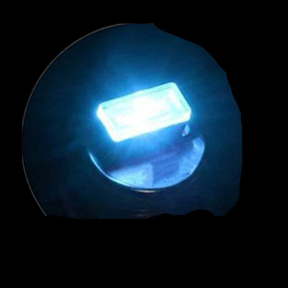 Led Innenraumbeleuchtung Set Led Auto Innenraumbeleuchtung Usb Stern Leuchtet Autozubeh/ör Interieur Led Auto Innen Beleuchtung Kit Ice Blue,One Size