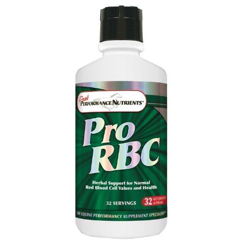 PRO RBC BLOOD BUILDER QUART by P2N Peak Performance Nutrition (Image #1)