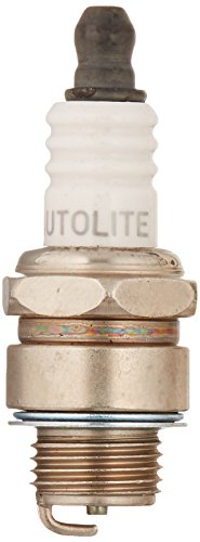 Autolite 255-4PK Copper Non-Resistor Spark Plug, Pack of 4