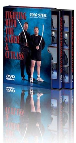 Cold Steel Saber Cutlass DVD