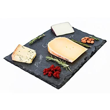 Top Shelf Living - Slate Cheese Board - 10  X 14