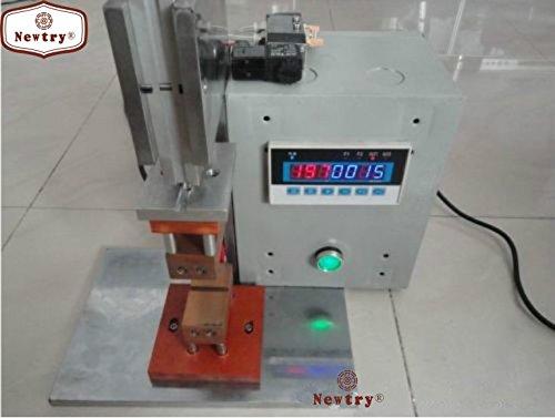 NEWTRY Silicone Tube Binding Machine Sealing Rings Adhesive Machine by NEWTRY
