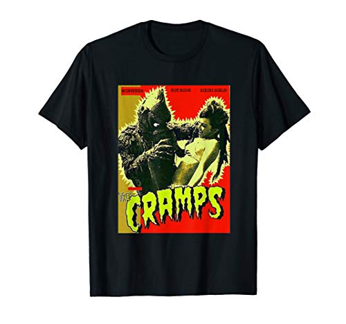 The Cramps Punk Rock Band Shirt ()