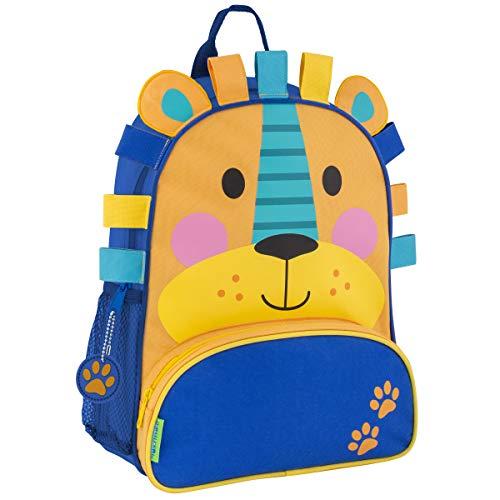 (Stephen Joseph Boys' Little Sidekicks Backpack, Lion )