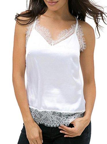 CHDT Shirt D Shirt Camisole T Femme aaW4c
