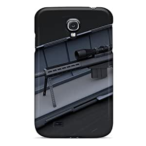 CaseBar Snap On Hard Case Cover Barret M82 Protector For Galaxy S4