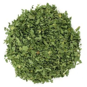 Frontier Natural Products Co-Op Organic Parsley Leaf Flakes 16 oz (453 grams) Pkg