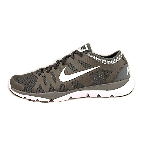 Nike S Flex Trainershoes Supreme Negro/Blanco