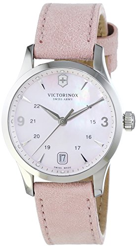 Victorinox Swiss Army Alliance 241663 Wristwatch for women Mother-Of-Pearl Dial