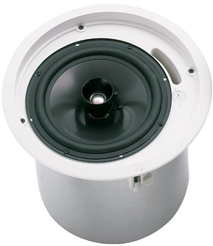 Electro-Voice EVID C8.2 8-inch Two-way Coaxial Ceiling Loudspeaker (SOLD AS PAIR)