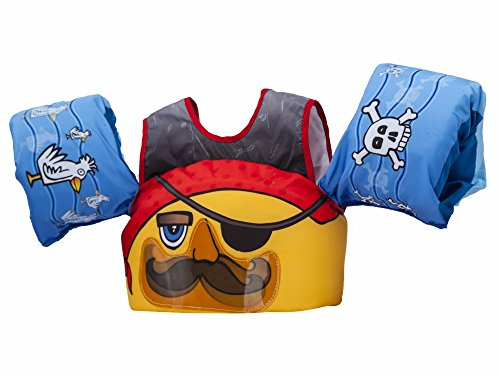 Body Glove 13226H-Pirate Motion Paddle Pal Aquatic Pirate Motion Swim Life (Glove Band)