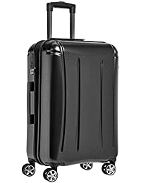 Oxford Luggage Expandable Suitcase Spinner with TSA Lock and Wheels
