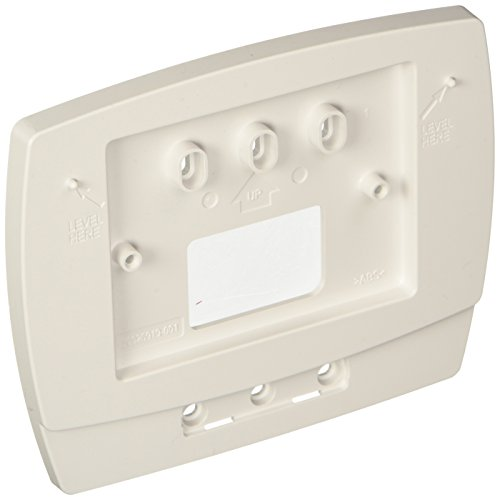 Wall Plate Adapter Plate - Honeywell 50033847-001 Suite PRO Vertical Thermostat Wall Plate Adaptor