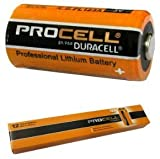 Pack of 12 Fresh Duracell Procell Professional Camera and Flash Lithium Photo 123A