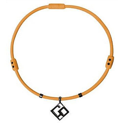 Trion:Z Elite Necklace (Orange, Large)